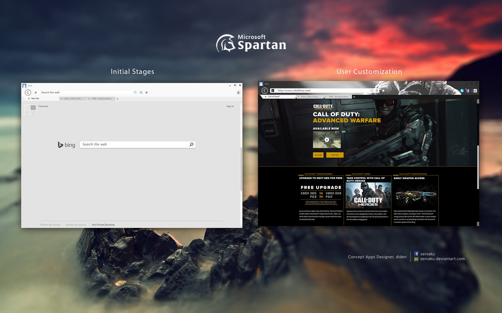 Spartan-Browser